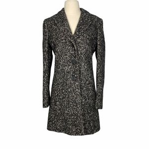 J. CREW COLLECTION Classic Marled Coat